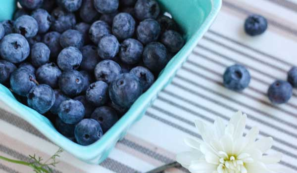 Blueberries - Supperfoods to Boost Energy