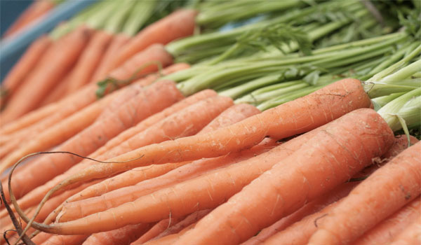 Carrots - Top 10 Superfoods for Eye Health