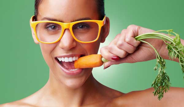 Vision - Health Benefits of Carrot