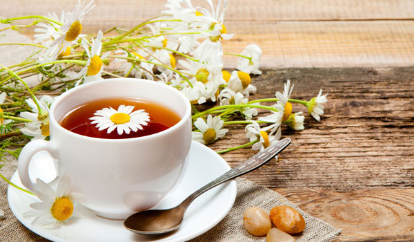 Chamomile Tea - How to Get Rid of Split Ends