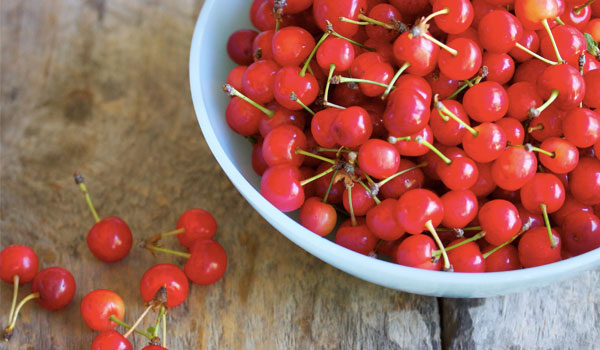 Cherries - Superfoods for Sleep Deficiency