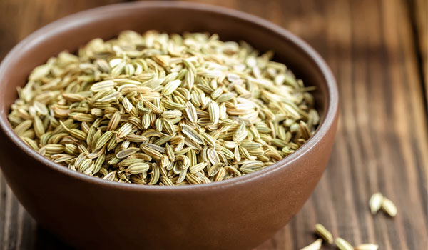 Fennel Seed - Home Remedies for Gas Pain in Babies