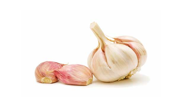 Garlic - Home Remedies for Sore Throat
