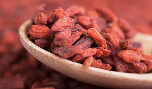 Goji Berries - Supperfoods to Boost Energy