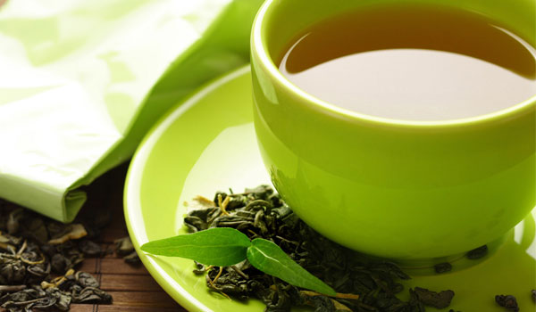 Green Tea - Home Remedies for Infertility