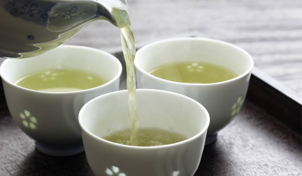 Green tea - Top Superfoods for Fatigue