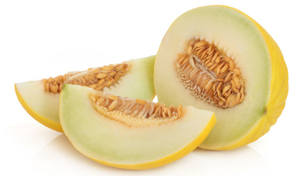 Honeydew Melon - Home Remedies to Reduce Body Heat