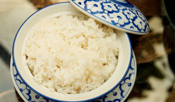 Jasmine Rice - Superfoods for Sleep Deficiency