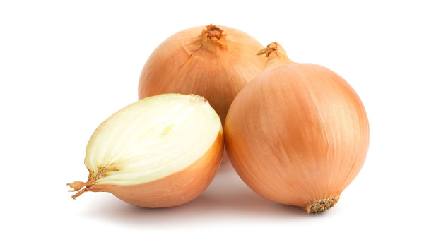 Onion - Home Remedies for Nosebleeds