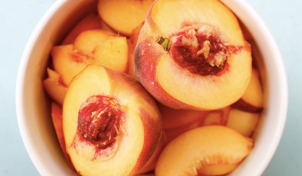 Peaches prevent cancer - Health Benefits of Peaches