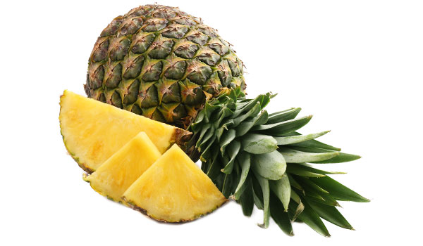 Pineapple - Home Remedies for Acute Sinusitis