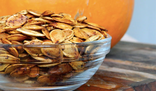 Pumkin seeds reduce inflammation - Health Benefits of Pumpkin Seeds