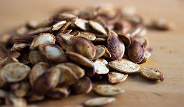 Pumpkin seeds good for heart health - Health Benefits of Pumpkin Seeds