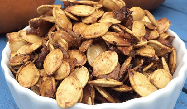 Pumpkin seeds - Top Superfoods for Fatigue