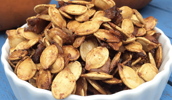 Pumpkin seeds help increase metabolism - Health Benefits of Pumpkin Seeds