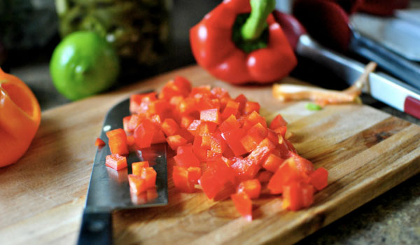 Red Bell Pepper - Top Superfoods for Fatigue