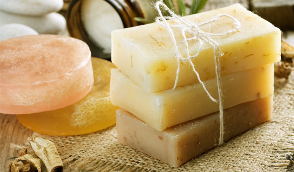 Soap - Home Remedies for Denture Pain