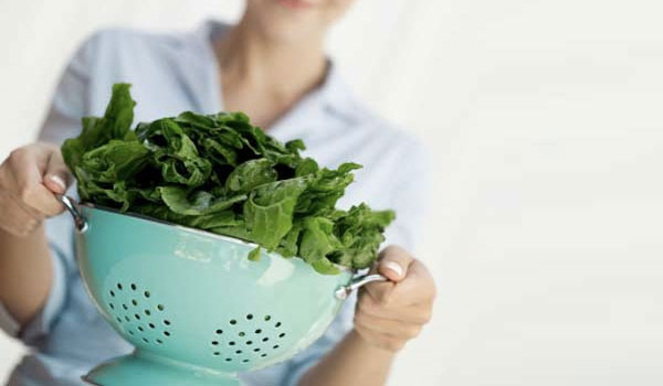 Spinach - Home Remedies for Dementia