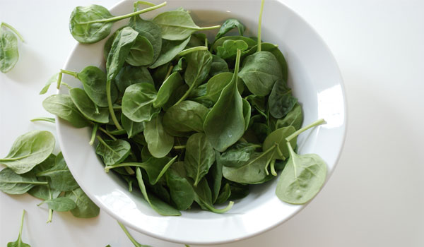 Spinach - Top Superfoods for Fatigue
