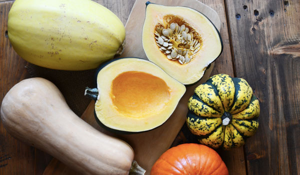 Squash improves blood circulation - Health Benefits of Squash