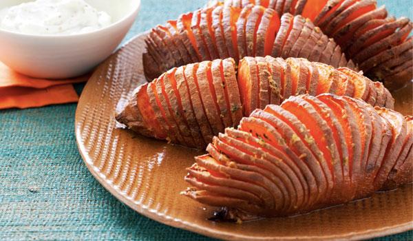 Sweet potatoes - Top 10 Superfoods for Eye Health