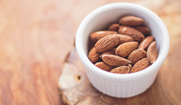 Almonds - Home Remedies for Melasma