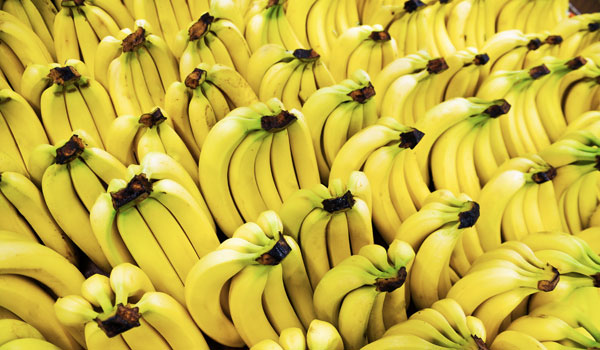 Banana - Home Remedies for Water Retention