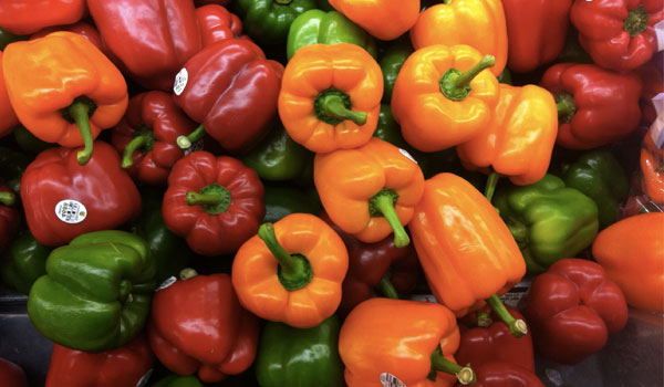 Bell Pepper - Top Superfoods for A Healthy Kidney