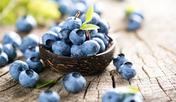 Blueberries - Top Supperfoods for Common Cold