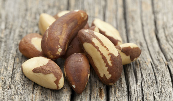 Brazil nuts - Top Supperfoods for Common Cold