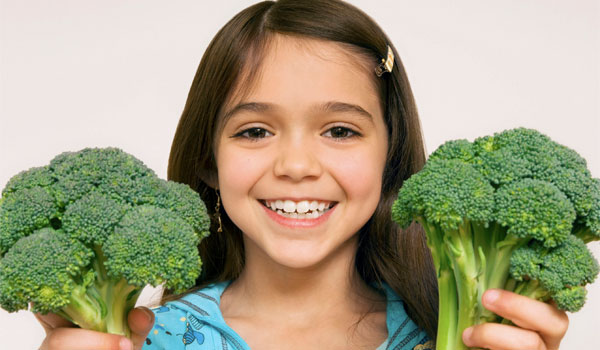 Broccoli - Top Superfoods for Growing Children