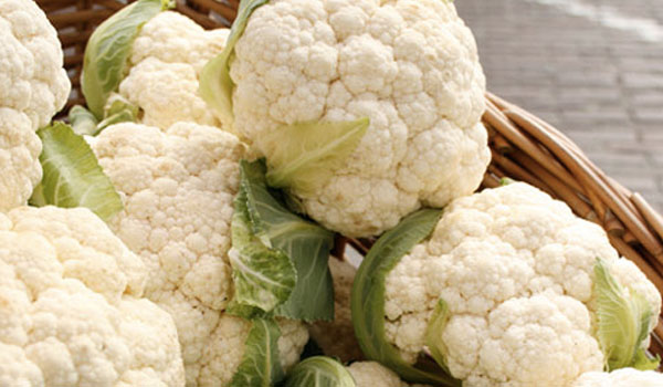 Cauliflower - Top Superfoods for A Healthy Kidney