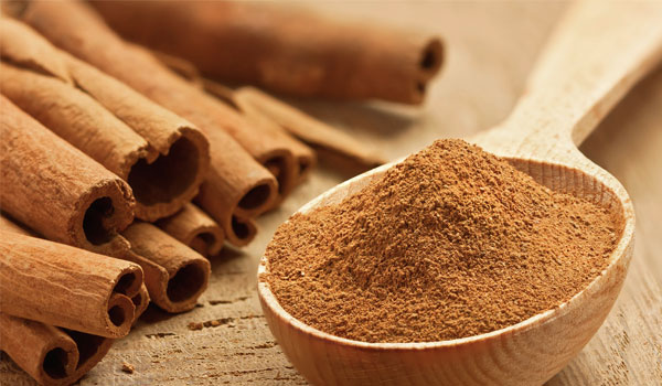 Cinnamon - Home Remedies for Loss of Smell and Taste