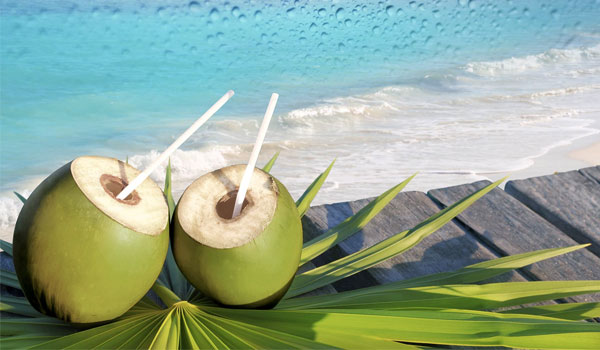 Coconut Water - Top Superfoods for Summer