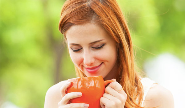 Drinking Tea - Top Supperfoods for Common Cold