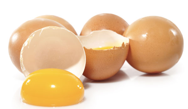 Eggs - Top Superfoods for Muscle Building