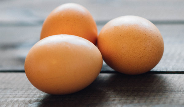 Eggs - Top Superfoods for Hair
