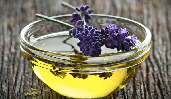 Lavender Oil - Home Remedies for Skin Abrasions