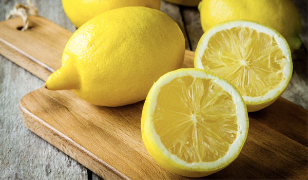 Lemon - Home Remedies for Spider Bites