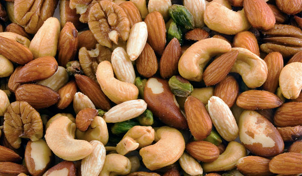 Nuts - Home Remedies for Hyperlipidemia