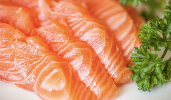 Salmon - Top Superfoods for Hair