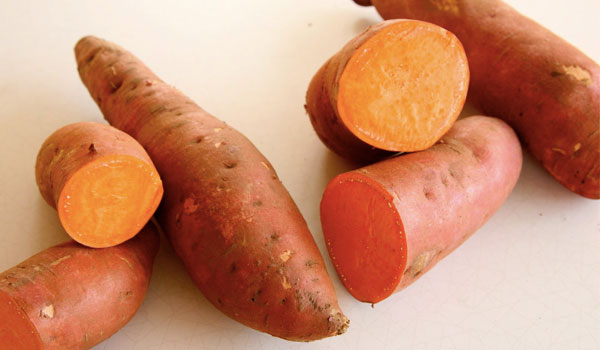 Sweet Potatoes - Top Superfoods for Muscle Building