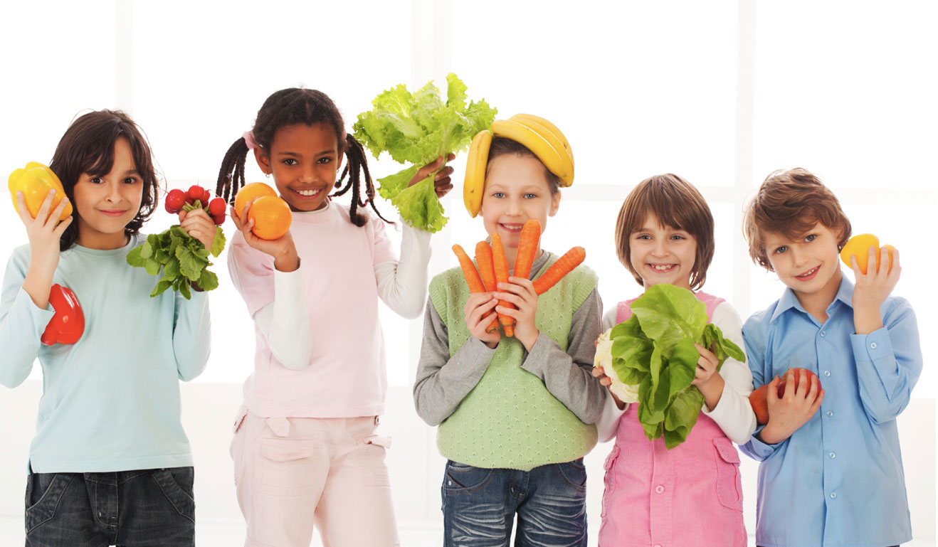 Top Superfoods for Growing Children