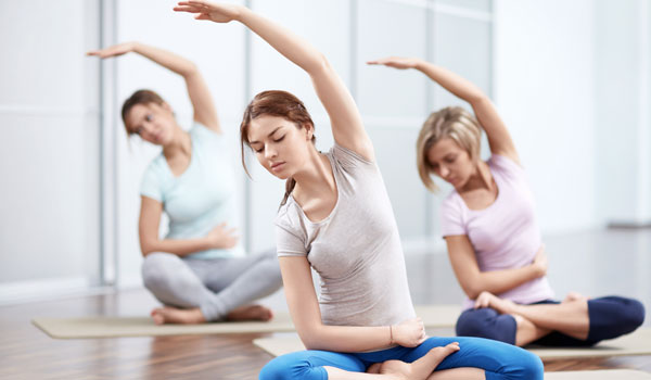 Yoga - Home Remedies for Urinary Incontinence
