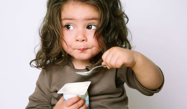 Yogurt - Top Superfoods for Growing Children