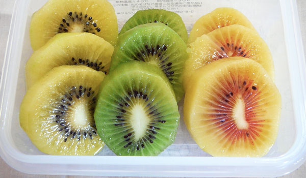 glycemic index fruit kiwi fruit facts