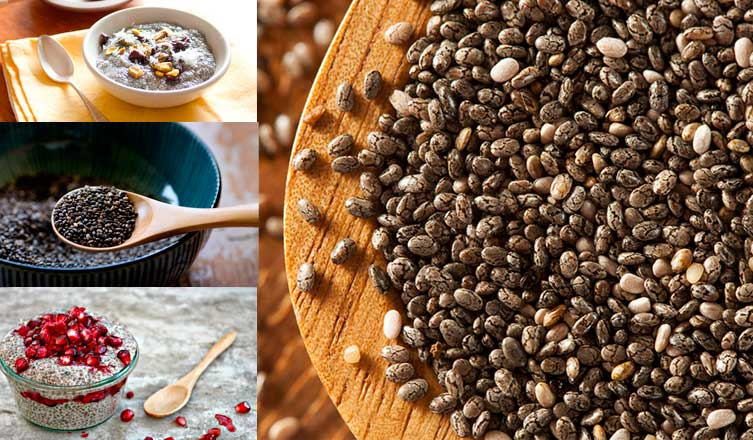 Nutrition Facts of Chia Seeds