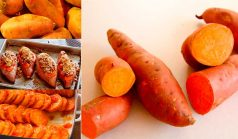 Nutrition Facts of Sweet Potato