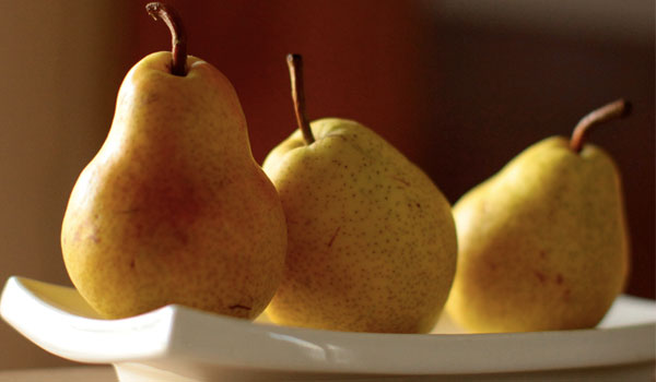 Pears - Top 10 Health Benefits of Pears