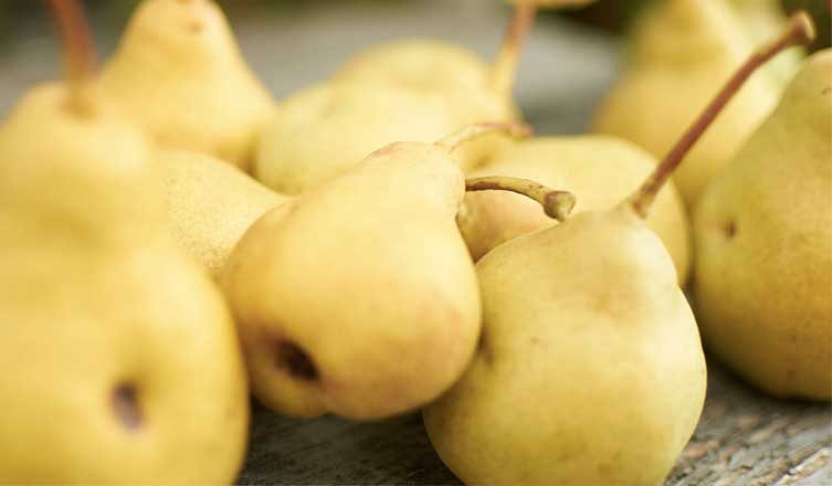 Top 10 Health Benefits of Pears